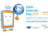 Safer internet day – 05/02/2019 – Giornata mondiale della navigazione sicura in rete.